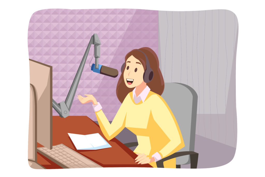 Animierter Erklärfilm mit Sprecher*in oder nur Text?