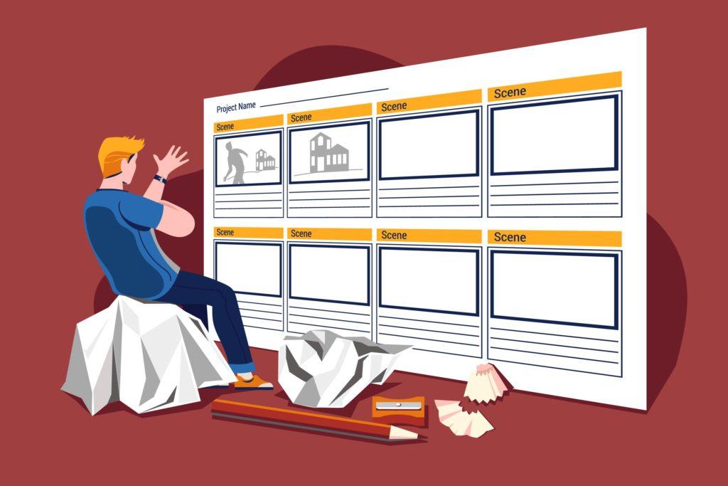 Wie wichtig sind Storyboards?